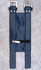 Arm Wallet Blue