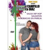 Gregory Campillo: SalsaHipHop, Salsaton, Acrobatics