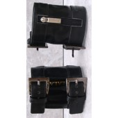 Arm Wallet Black Studded L