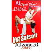 Edie the 'Salsa Freak' & Al 'Liquid Silver' Espinoza: Hot Salsa Advanced level 2