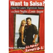 Josie Neglia & Louis Angon: Want to Salsa? Level 1&2 */**
