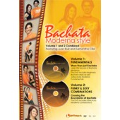 Juan Ruiz: Bachata Moderna vol 1 & 2 PACK