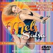 Melissa Fernandez: Mel's Salsa, a Partnering, Pachanga & Spinning Technique DVD