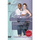 Salsa Crazy/Alison Hurwitz: Learn to Dance Bachata vol 3