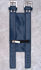 Arm Wallet Blue
