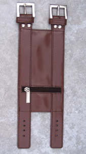 Arm Wallet Light Brown