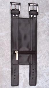 Arm Wallet Dark Brown