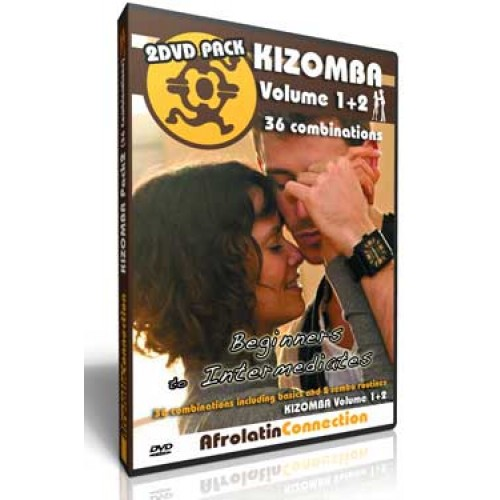 Learn kizomba dance dvd