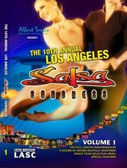 10th West Coast Salsa Congress 2008 vol 1