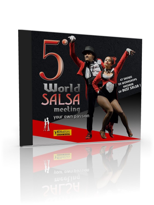 5th World Salsa Meeting Milano 2013