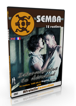 Afrolatin Connection: Semba Intermediate/Advanced ***/*****