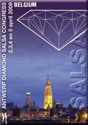 Antwerp Diamond Salsa Congress 2009