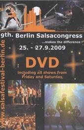 9th Berlin Salsa Congress 2009