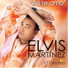 Elvis Martinez: Asi te Amo