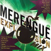 Merengue Explosion Mix