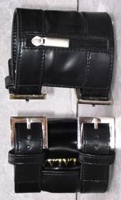 Arm Wallet Black XL