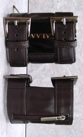 Arm Wallet Dark Brown L