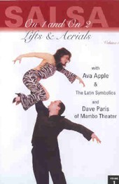 Dave Paris & Ava Apple: Lifts & Aerials vol 1 **/****