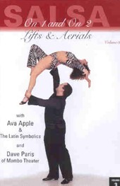 Dave Paris & Ava Apple: Lifts & Aerials vol 3 ***/*****