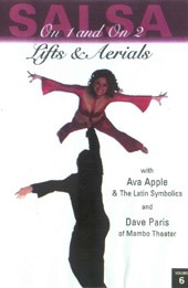 Dave Paris & Ava Apple: Lifts & Aerials Vol 6 ***/*****