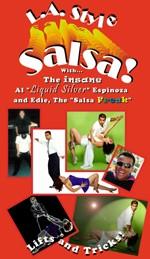 Edie, the Salsa Freak & Al: Dips, Tricks & Lifts ****/******