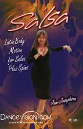 Jami Josephson: Latin Body Motion for Salsa & Spins */*****