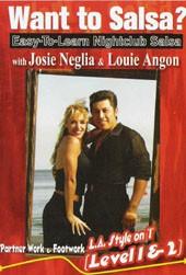 Josie Neglia & Louis Angon: Want to Salsa? Level 1&2 */**