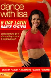 Lisa Nunziella: 5-day Latin Dance System */*****