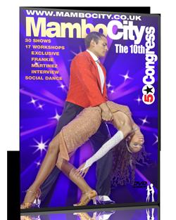Mambocity London Salsa Congress 2013