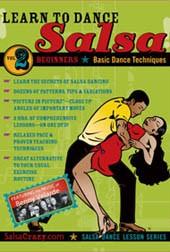 Salsa Crazy: Learn to Dance Salsa Beg vol 2 */**