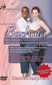 Salsa Crazy/Alison Hurwitz: Learn to Dance Bachata vol 1
