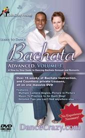Salsa Crazy/Alison Hurwitz: Learn to Dance Bachata vol 3