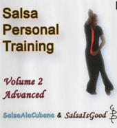 SalsaIsGood/SalsaAlaCubana: Salsa Personal Training vol 2 ****/*****