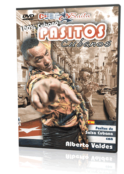 Alberto Valdes: Pasitos Cubanos