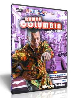 Alberto Valdes: Rumba Columbia for Men