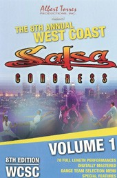 8th West Coast Salsa Congress 2006 vol 1