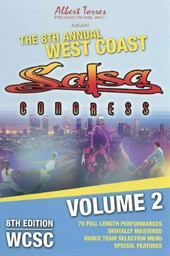 8th West Coast Salsa Congress 2006 vol 2