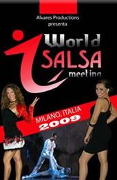 World Salsa Meeting, Milano, Italy, 2009