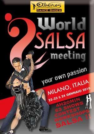 World Salsa Meeting Milan 2010