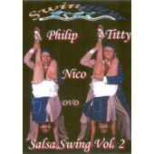 SwinGuys: SalsaSwing Vol 2 ****/*****