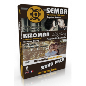 Afrolatin Connection: Kizomba Styling & Semba int/adv 2PACK