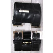 Arm Wallet Black L