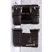 Arm Wallet Dark Brown M