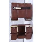 Arm Wallet Light Brown XL