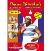 Omar Chocolate: Salsa 2, Learning to Dance at Home*/***