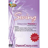 Salsa Crazy/Alison Hurwitz: Learn to Dance Swing vol 1